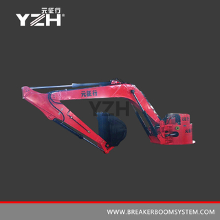 XL940 170° Rotating Fixed Type Pedestal Booms System