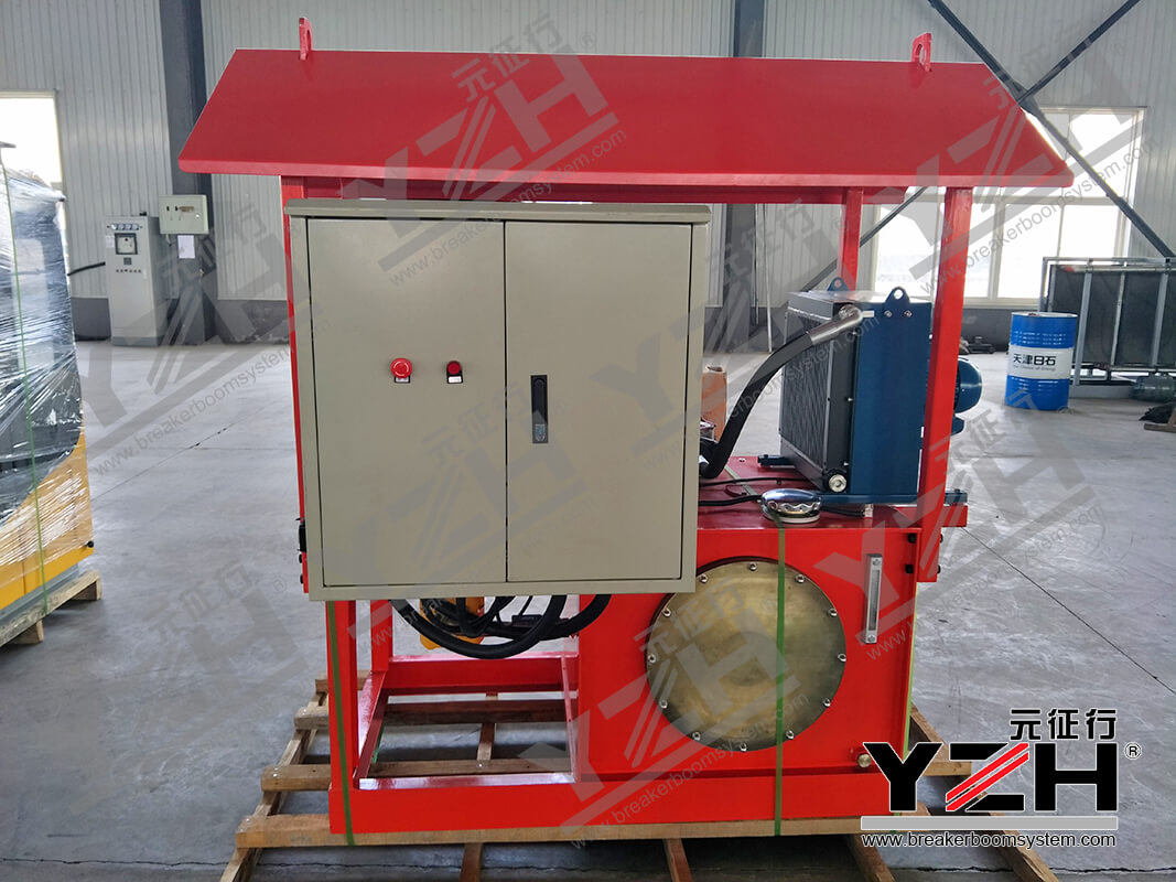 hydraulic power pack station (3)