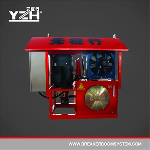 HA 37 Hydraulic Oil Pressure Station
