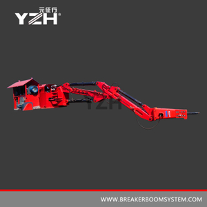 Pedestal Breaker Booms Systems