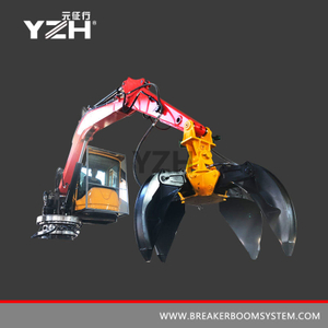 Custom Fixed Type Electric Hydraulic Material Handler Machine