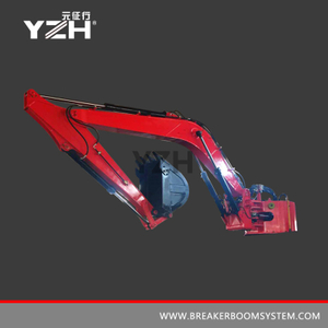 Stationary Type Pedestal Hydraulic Robot Manipulator