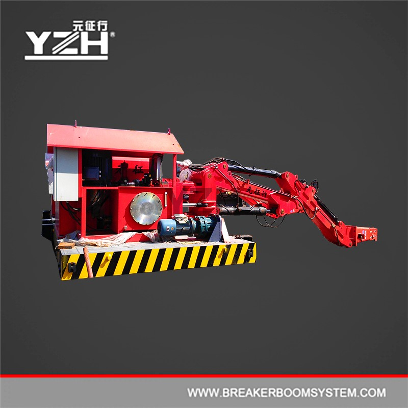 Fixed Type Manipulator Arm With Hydraulic Breaker
